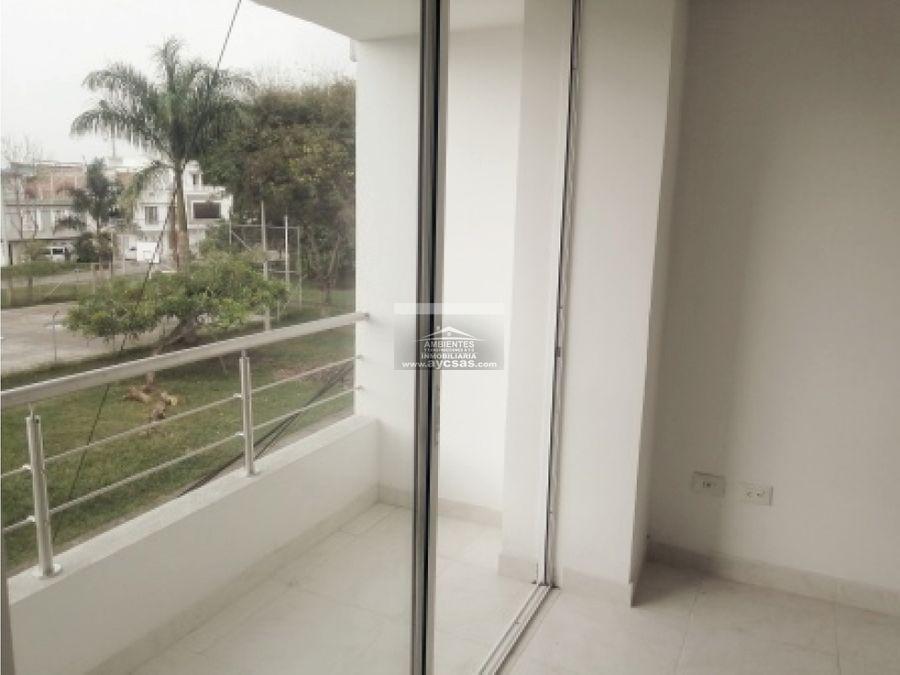 apartamento en venta palmira rincon del bosque