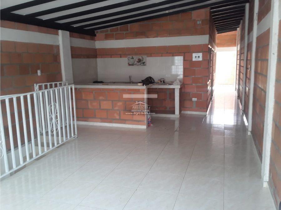 casa en venta en el placer multifamiliar