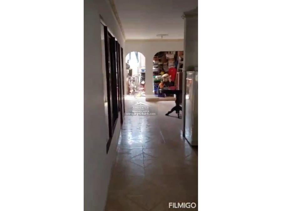casa en venta palmira barrio alfonso lopez