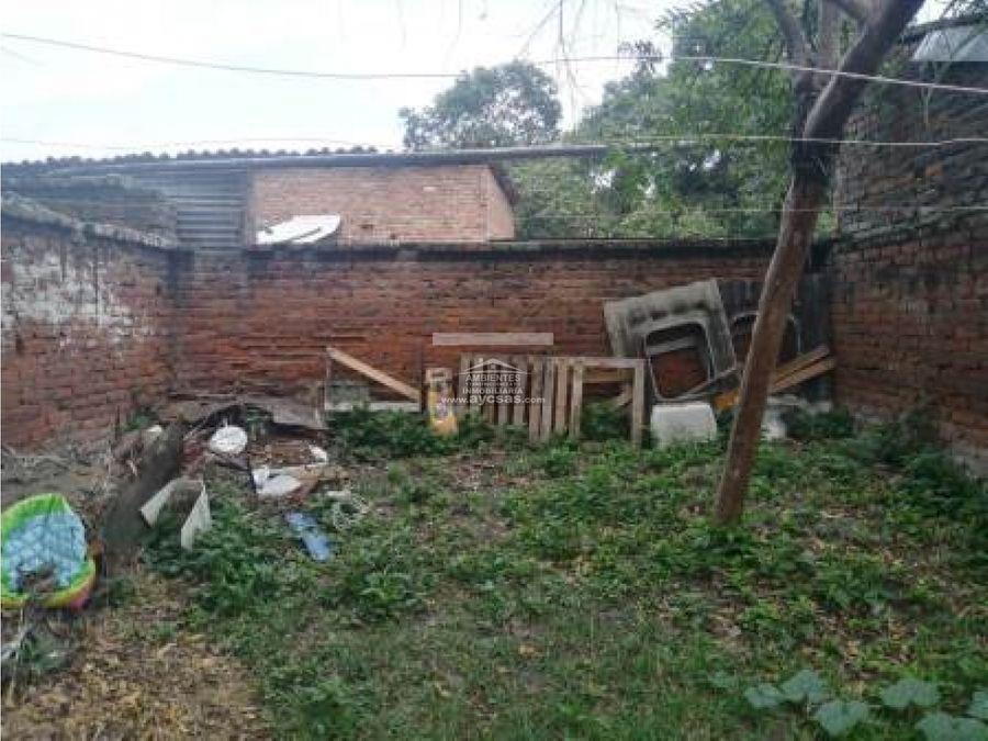 casa lote en venta en palmira barrio colombia
