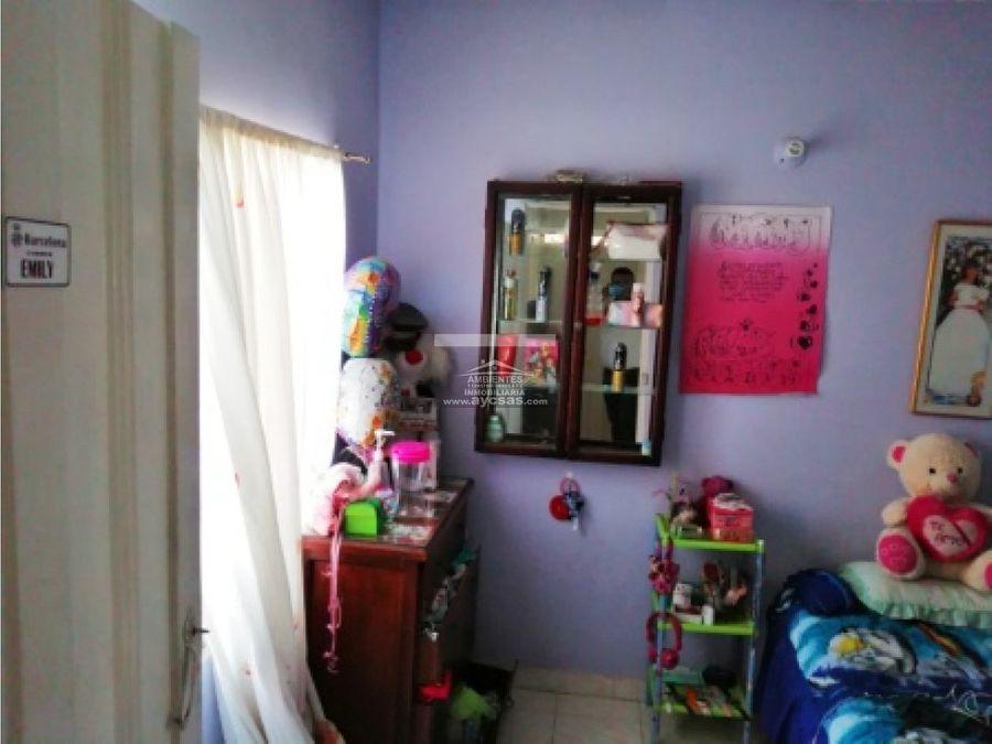 casa en venta palmira barrio poblado comfaunion
