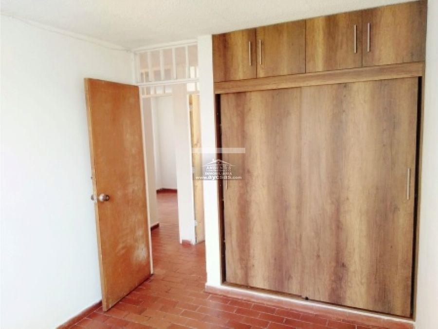 apartamento venta cali conjunto cerrado cerca a la 14 de calima
