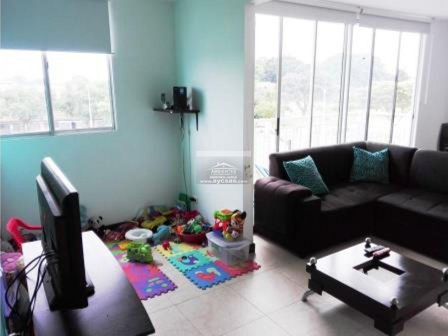 apartamento en venta palmira en conjunto