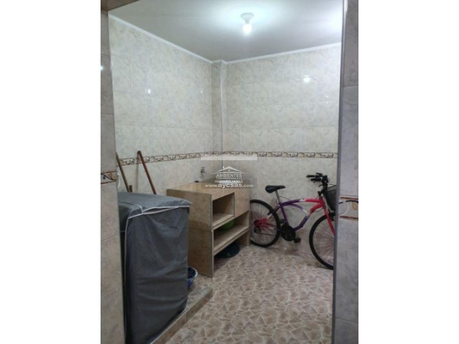 apartamento en venta barrio la colombina 101