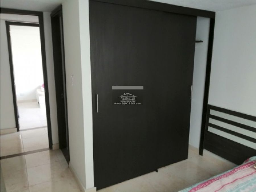 apartamento en venta palmira conjunto cerrado 307