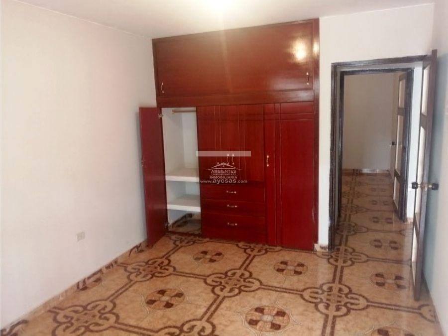 apartamento en venta en palmira barrio el recreo