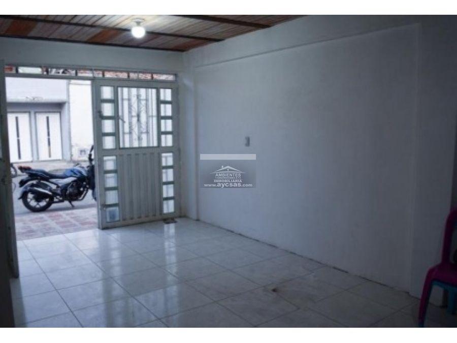 casa en venta palmira la emilia con apartamentos