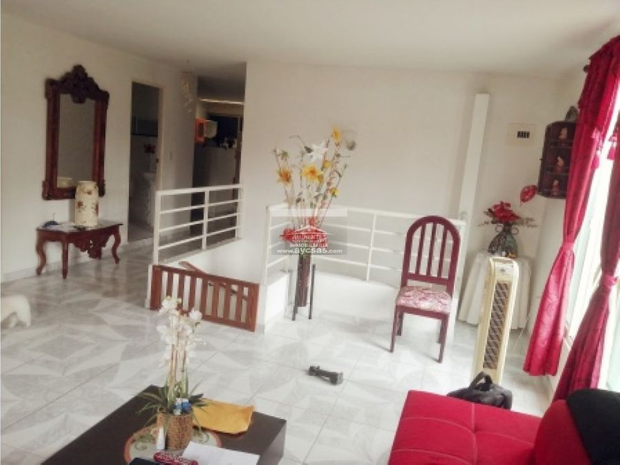 casa en venta en palmira barrio el trebol esquinera bifamiliar