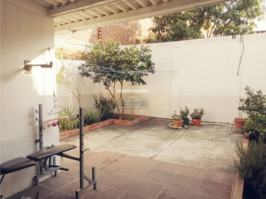 casa en venta en palmira barrio el recreo