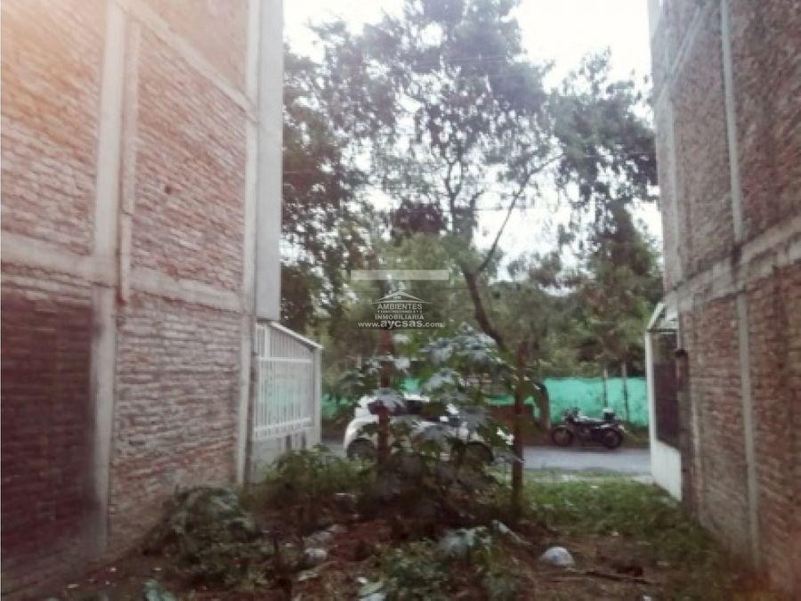 lote en venta en palmira barrio canamiel