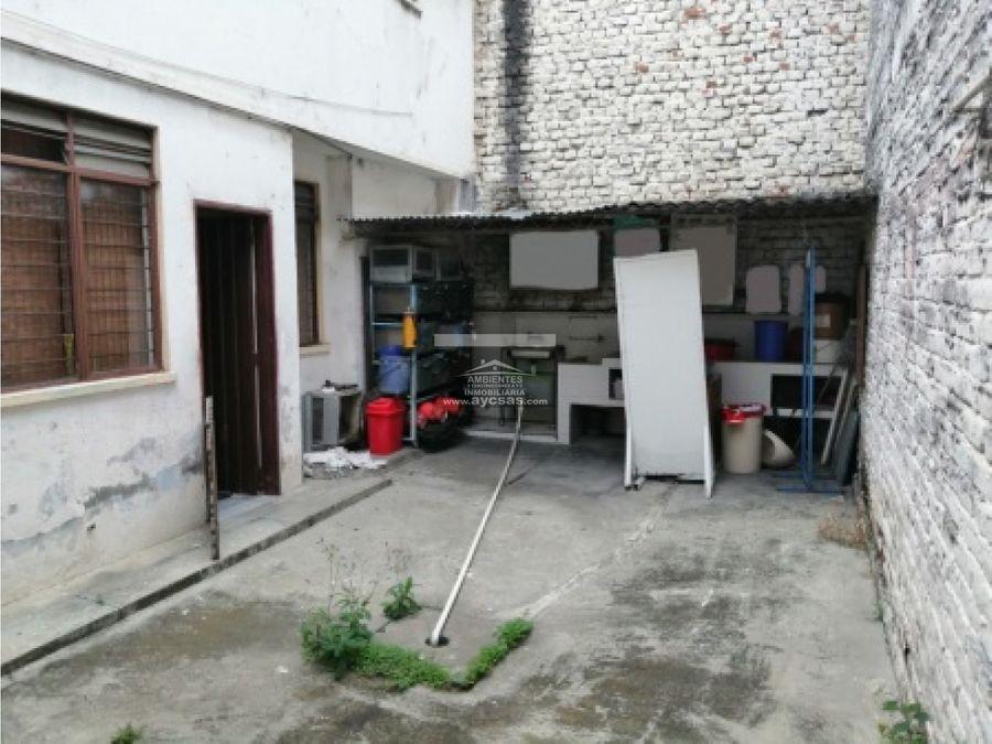 casa en venta palmira barrio centro bifamiliar para empresa