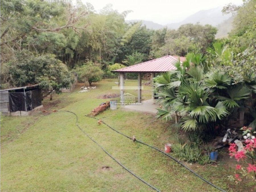 casa campestre en venta palmira la buitrera