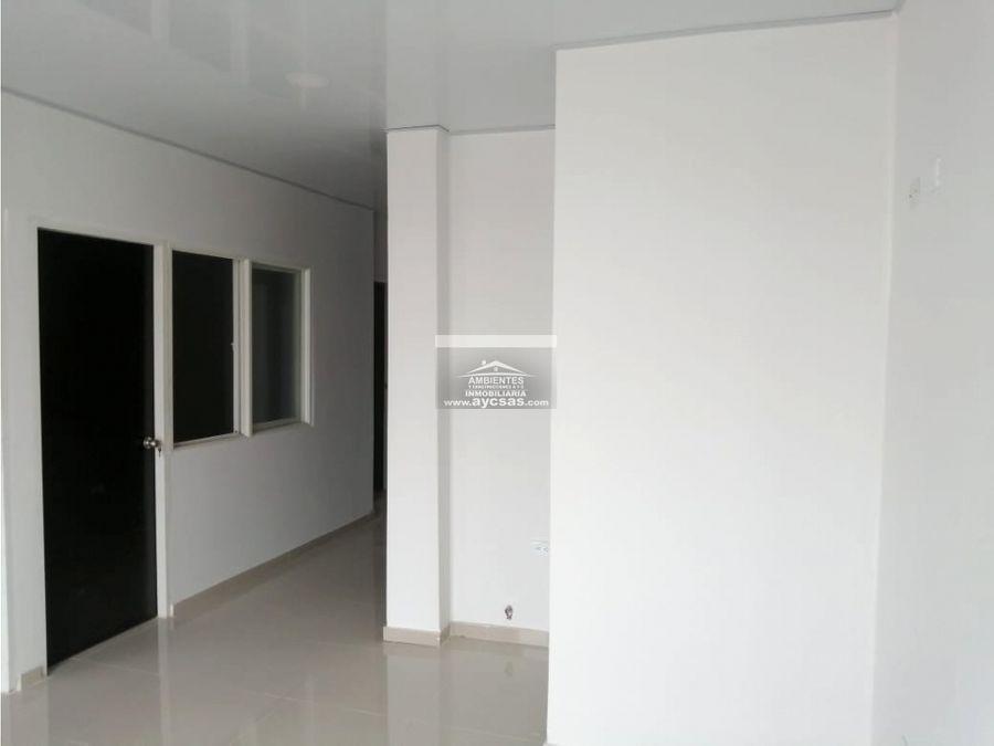 vendo apartamento en palmira san pedro apto 301