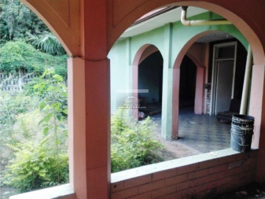 casa lote en venta palmira cerca del centro