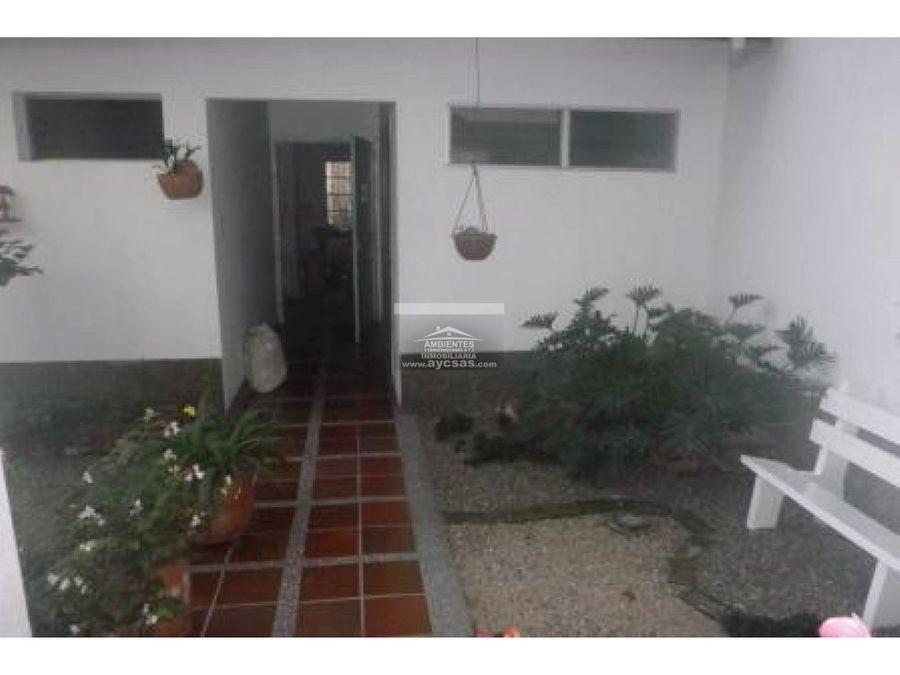 vendo casa en palmira barrio fatima