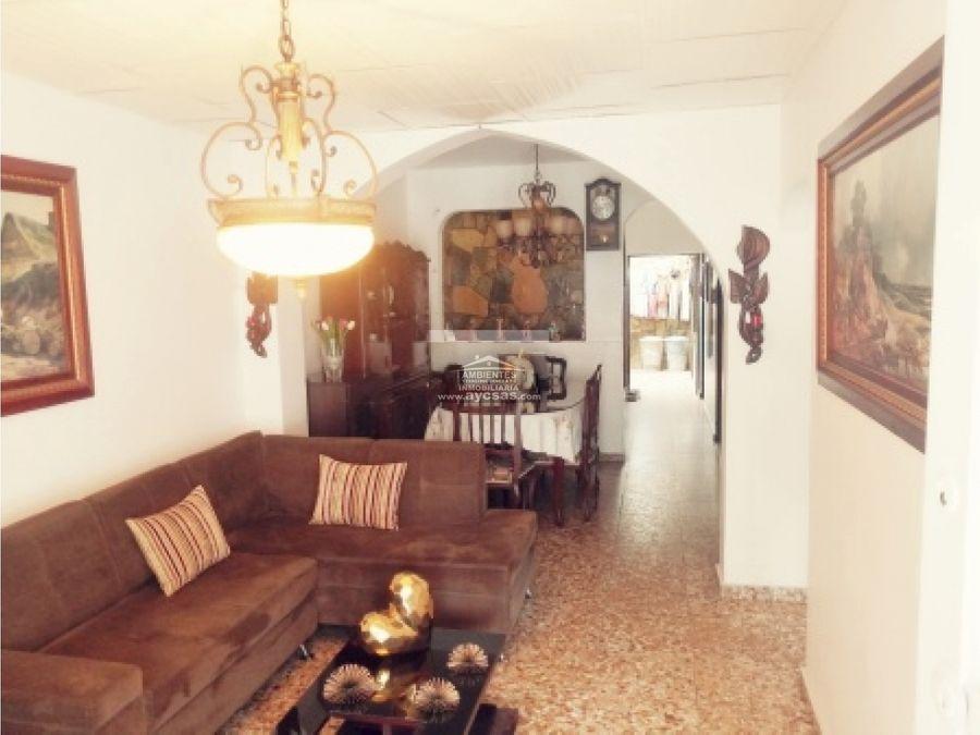 casa en venta en palmira barrio san carlos