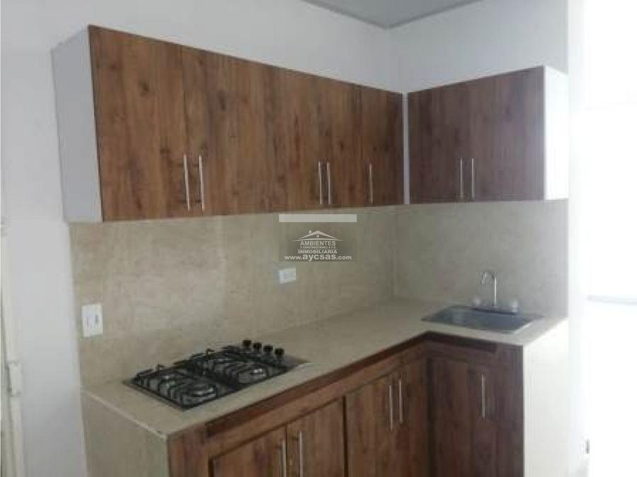 apartamento en venta en palmira barrio san pedro apto 301