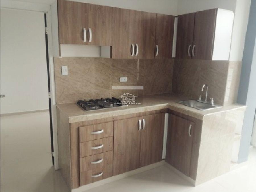 apartamento en venta en palmira barrio san pedro 2do piso