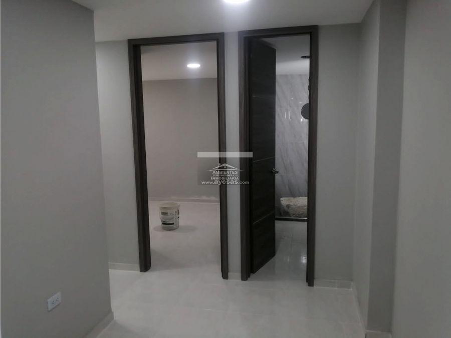 apartamento en venta en palmira barrio altamira 202