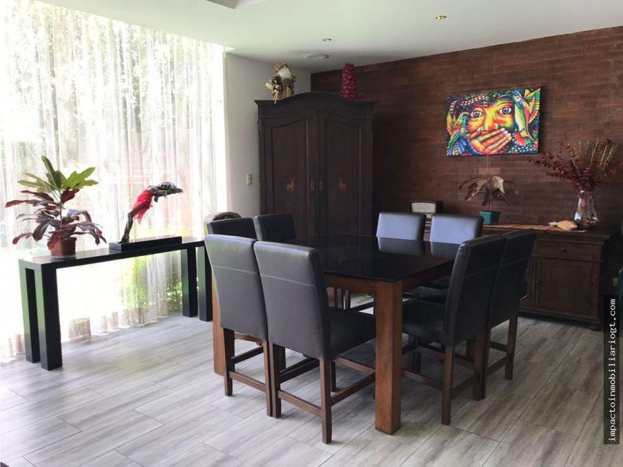 alquiler casa zona 16