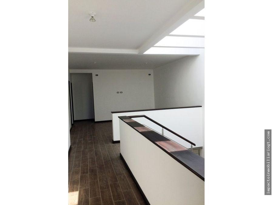 venta casa nueva en hacienda real
