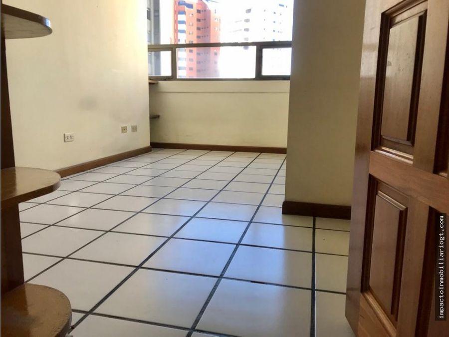 alquiler apartamento zona 14