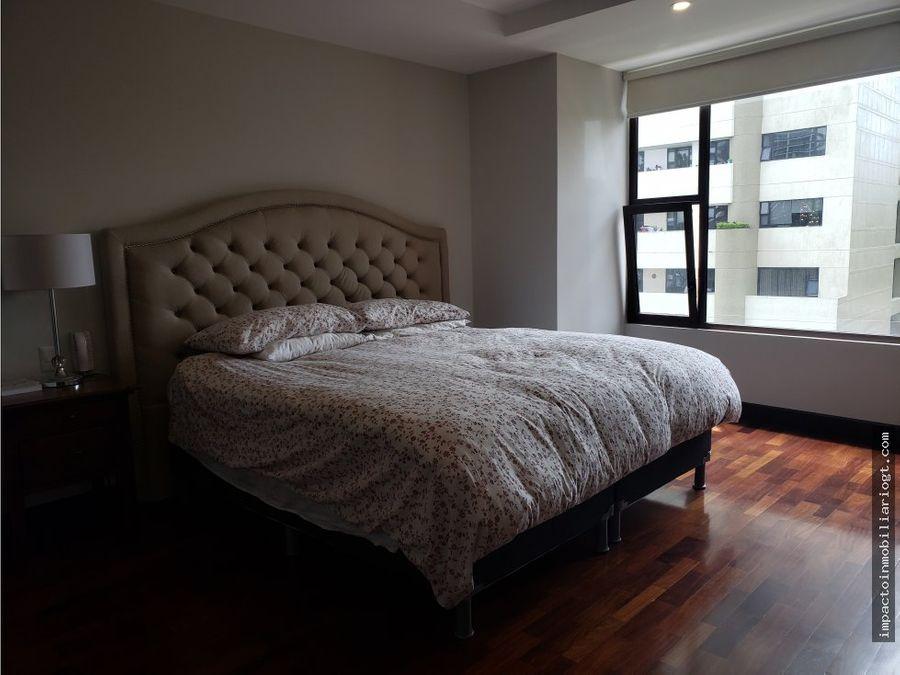 alquiler apartamento en santa ines amueblado