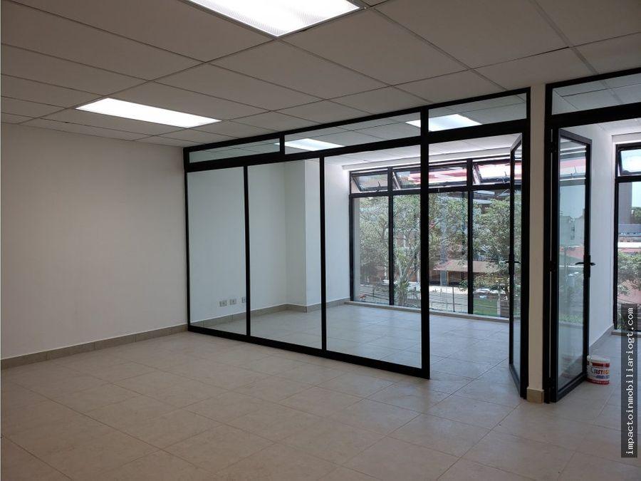 vendo oficina remodelada en aristos reforma