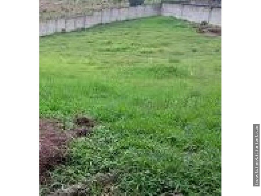 terreno en llanos de arrazola