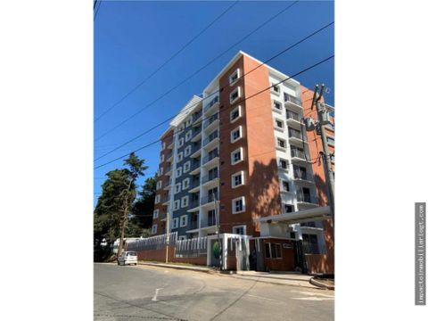 alquiler apartamento zona 16