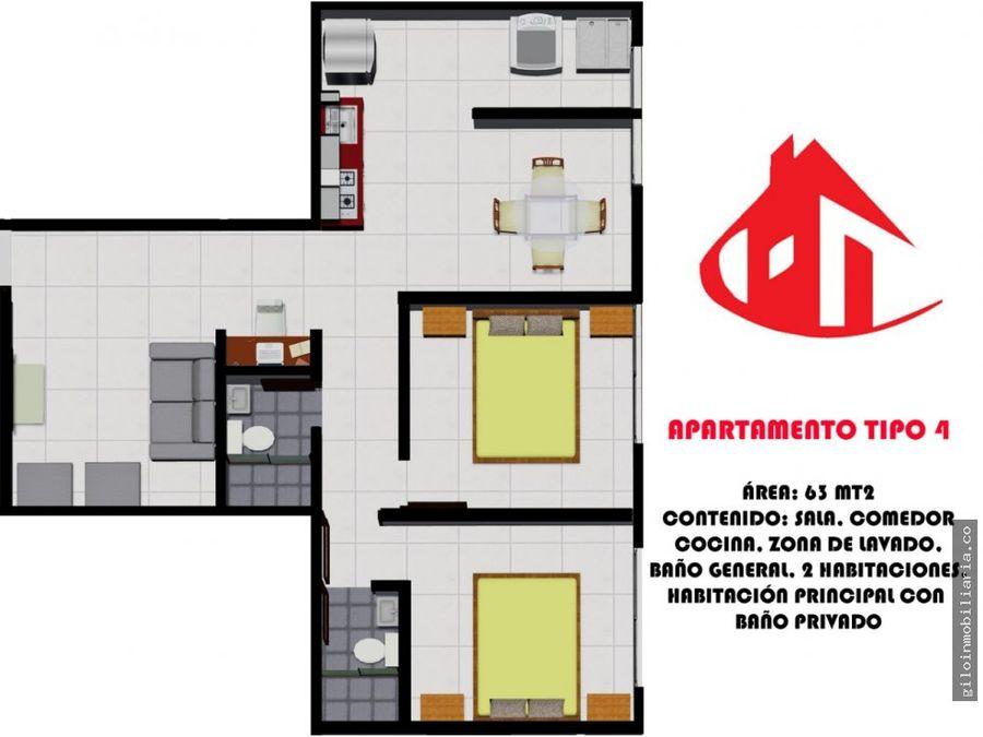 venta proyecto apartamentos y locales puerto lopez meta