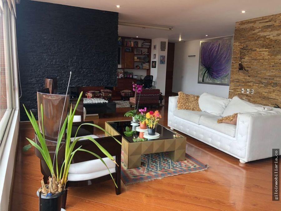 venta apartamento bogota cerros de suba 228 m2 3 garajes