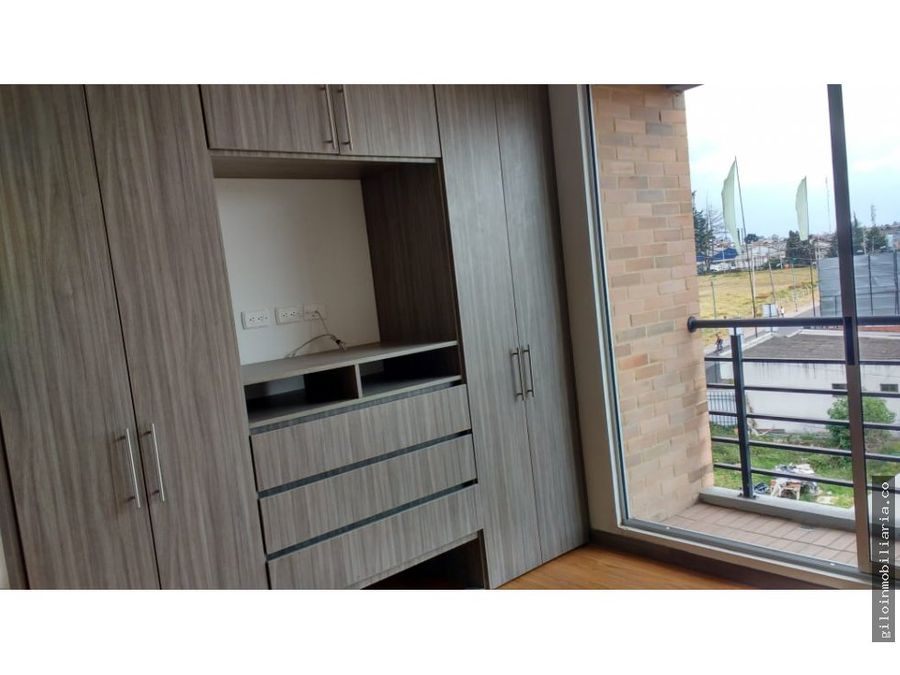 vendo bonito apartamento mosquera doble garaje