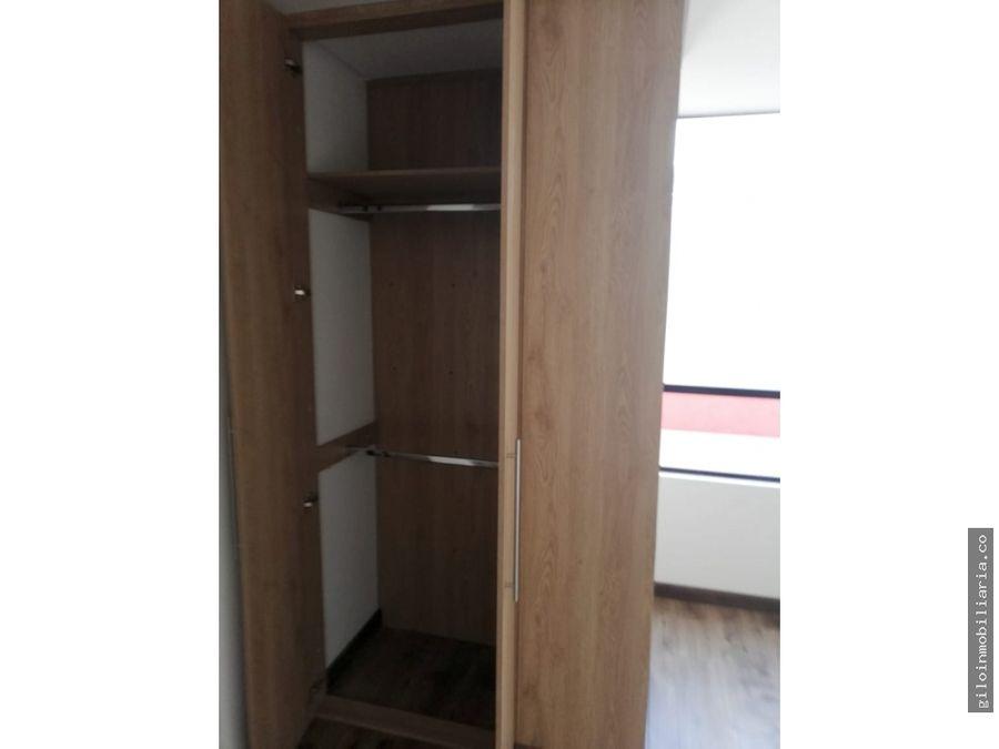 vendo apartamento bogota alcala estrenar 80 mts garaje
