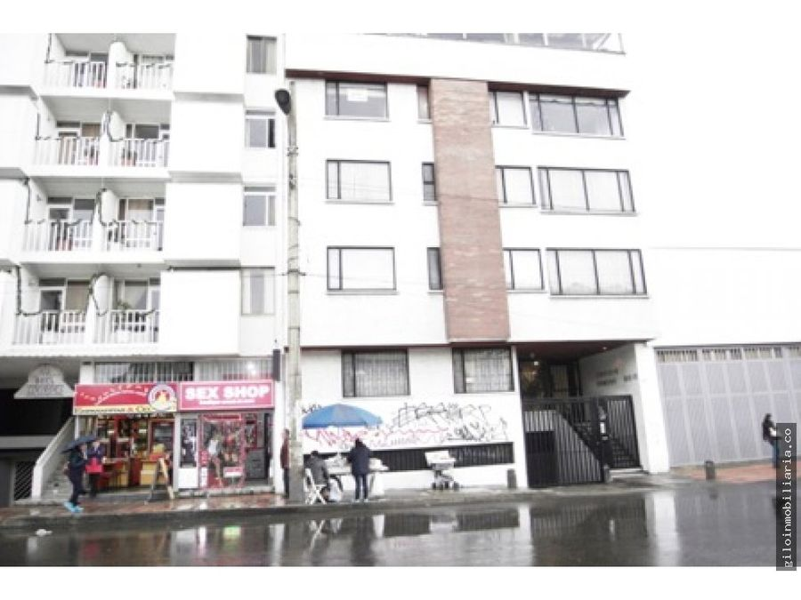 venta apartamento chapinero 63 con 15 92 mt