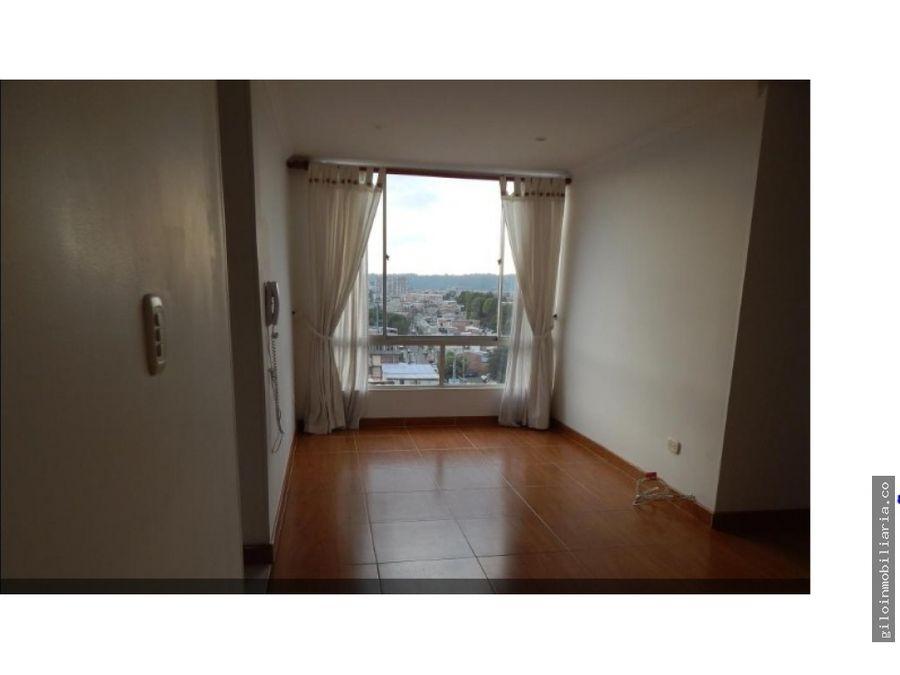 vendo apartamento bogota san antonio norte 49 m2