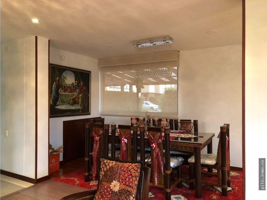 venta de casa en cajica cundinamarca