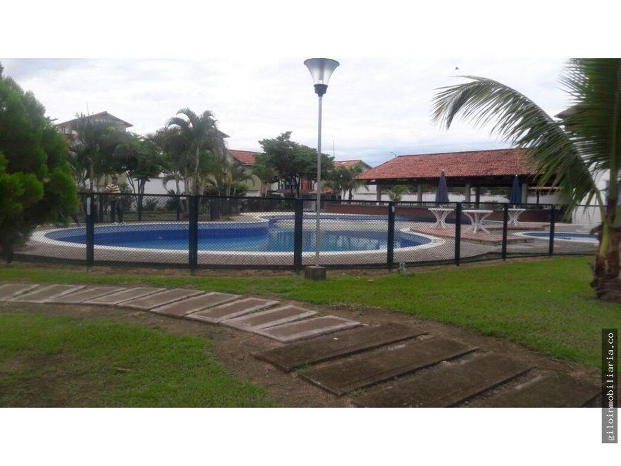 vendo casa villavicencio barlovento piscinas