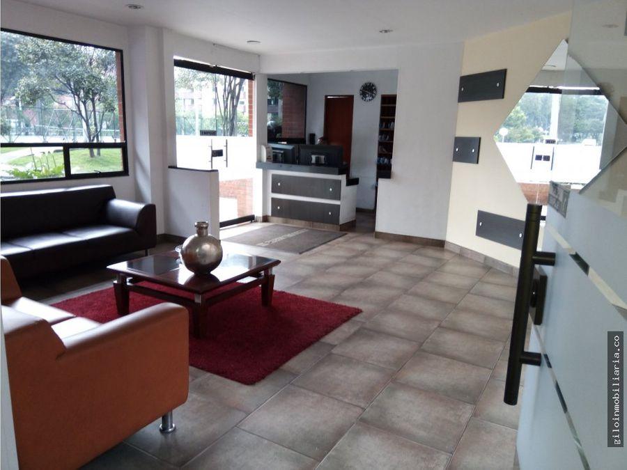 apartamento colina campestre bogota 92 mts2 3 habitaciones y estudio