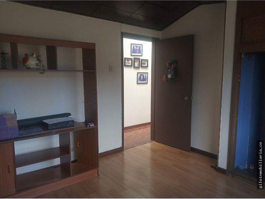 vendo apartamento nicolas de federman 107 m2 con terraza