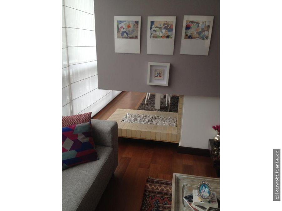 vendo apartamento en refugio bogota cra 5 con 86