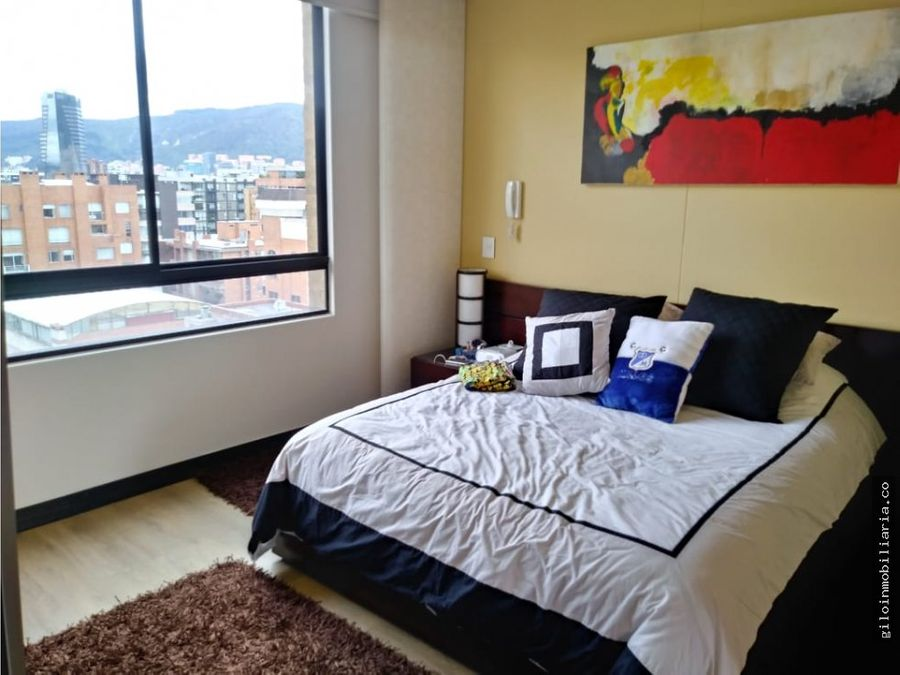 vendo apartamento chico calle 92 con 19