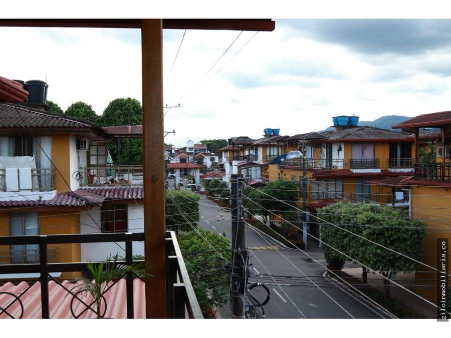 venta casa villavicencio conjunto bosques de vizcaya
