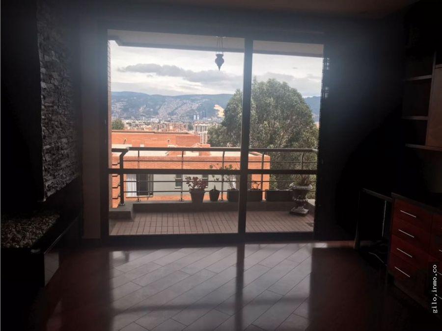 vendo apartamento bogota barrio cerros de suba