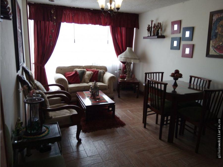 vendo apartamento chapinero alto cra 4 con 43