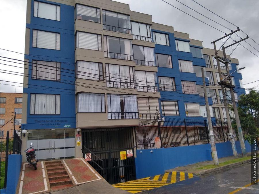 venta apartamento bogota villa claudia 55 m2