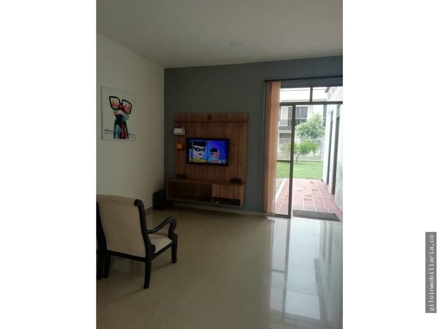 vendo casa en acacias meta club house hermosa