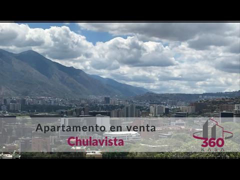 bello apartamento en venta en la urbanizacion chulavista