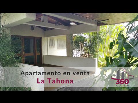 precioso apartamento en venta en la urbanizacion la tahona