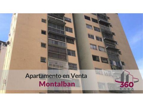 venta apartamento en montalban